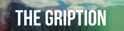 The Gription - Getting a grip.